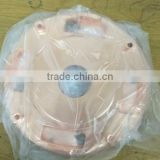 oem copper plated steel motorcycle rear brake disc