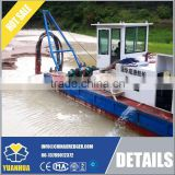 High Quality Jet Suction Dredger and Yuanhua Mini Sand Dredger