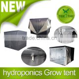 New Generation 2x2x2M Mylar Hydroponic Grow Tent Cube Shape Dark Room for Indoor Plant Growing