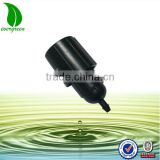 Drip irrigation system/adjustable dripper/water emitter/drip tip