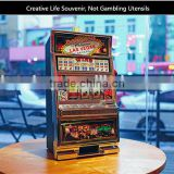 Creative Slot Machine Design Funny Money Box, Household Lucky Slot Machine Decorative Gift Piggy Bank For Wholesale