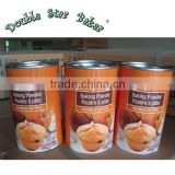 soft texture sponge cake cookies Comtaining no aluminum alum and potassium alum baking powder brands
