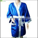 Women Silk bathrobe long sleeve satin silk bath robes for chinese silk robe summer night gown