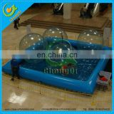 hot indoor inflatable swimming pool