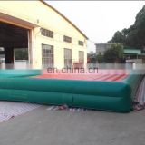 commercial multifunction inflatable bounce bed