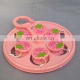 2013 new fruit shaped plastic cloth peg