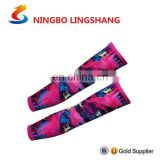 Bicycle riding sleevelet, golf sleevelet, seamless sleevelet