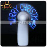 Cool and refresh breee mini led cooling fan