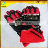 2016 Genuine Goat Leather Sport Gloves For Hot Sale