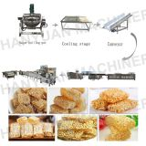 factory sticky candy production line candy making machine