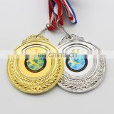 Customzied Soccer match Metal champions metal material medals