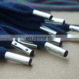 China supplier make metal tips shoelace tip basketball shoe laces