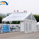 Clear span 10m exhibition tent  waterproof trade show tent for sale