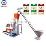 Machine Manufacturers 5kg 50kg Big Bag Sugar Flour Flow Rice Vertical Packing Machine