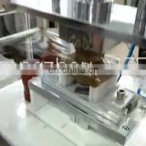 pneumatic laundry soap making logo pressing machine soap stamper