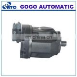 140cc Displacement Tandem Hydraulic Axial Piston Pumps , Pressure Flow Control