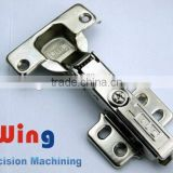 Factory made China Top sells Zinc diecast Pintle Pallet Collar Door & Window Type table leaf hinges