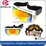 New fashionable globe ski goggles fog resistant outdoor snowboarding snow goggles
