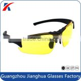 UV400 protective all outdoor activity sports baseball sun glasses cycling running fishing sunglasses