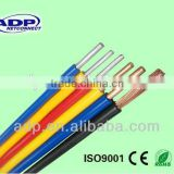 ADP Factory Rigid Cable, Electric Cable BV BVV BVR BVVR Copper Conductor PVC Insulation Insulated Wire
