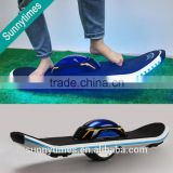 Sunnytimes Smart Self Balancing Electric Unicycle, One Wheel Self Balancing Scooter With Bluetooth And LED Light
