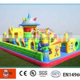 Large Interesting Inflatable Indoor Playgrounds Rental Inflatable Funcity for Sale