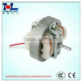 AC Shaded Pole Motor, Widely Used in Fan-heater and Exhaust Fan for Household Appliances