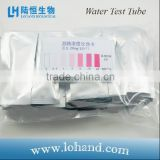 Wholesale water quality test total chromium test detection Tube LH3016