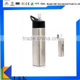 750ml stainless steel bottle /stainless steel vacuum flask/water bottle                                                                         Quality Choice