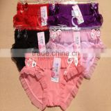 0.67USD 100% High Quality Mixing Colors Softy Cotton Material Slim Sexy Ladies Panties/Thongs/Lady Panty (lppgdnk052)