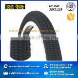 2016 New Pattern 20X2.125 BMX Bicycle Tyre                                                                         Quality Choice