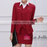 Custom Order!!! Ladies hotel manager uniform women uniform hotel front office