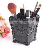 D08 ANPHY Fashion Plastic Makeup Household Decoration Organizer Box Stand Holder Display