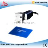Poratable optical fiber laser marking machine 10W(Compatible for Metal,PVC,keyboard so ect)