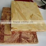 OSB 9 mm / 18 mm / 25 mm excellent class OSB board for construction home decoration and furniture