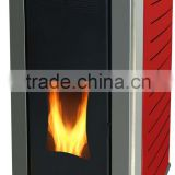 Automatic feed Portable wood pellet steam boiler,18KW pellet stove