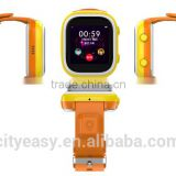 Smart Watch Android with GSM (2G) calling, GPS/LBS/WiFi location