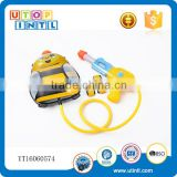 High pressure large capacity Hot bagpack Bee water spray gun/water gun for water park                                                                                                         Supplier's Choice