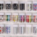 2016 New products Rose Flower Nails Supplies Nail Art Transfer Craft foil Fashion DIY nail sticker Tip Exotic Nail Art