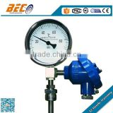 WSS industrial hot water /oil tank thermometer