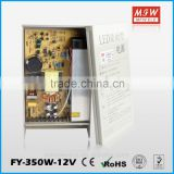 FY-350-12 ac to dc smps 350w rainproof power supply 12v dc for street light with Ce approved