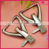 bulk decorative heel shoe clips for flip flops decoration