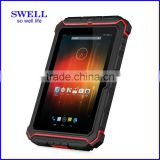 beauty equipment waterproof tablet pc ip67 8inch T82 15000Mah Battery NXP547 NFC built in Fingerprint Reader Funtion