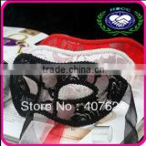 Mask Lace Black White Red Masquerade Costumes Party Supplies