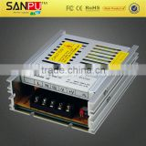 Sanpu ultra thin 240v 110v ac to dc 5v 12v 24v 48v cctv power supply box