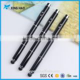 4 in1 laser pointer LED torch touch screen stylus ball Pen for smartphone touch pen stylus