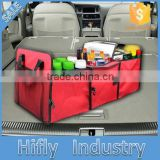 Car Trunk Storage Box Storage Box Finishing Zhiwu Dai Camping Trips Snack Storage Grid Section