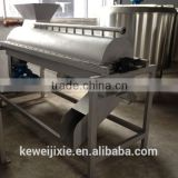 Plum seed removing machine