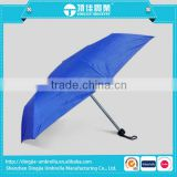2016 hot sell wholesale cheap manual open 3 fold umbrella for promotional                                                                         Quality Choice