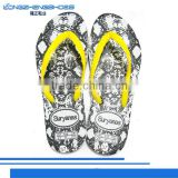 High quality new models PE flipper slipper for lady                                                                         Quality Choice
